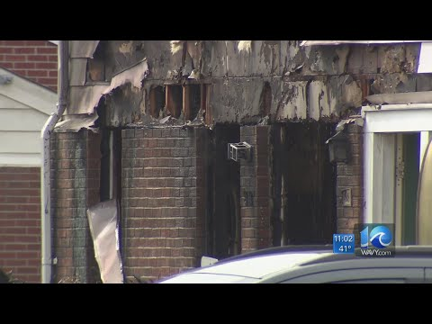 20 displaced after fire in Hampton
