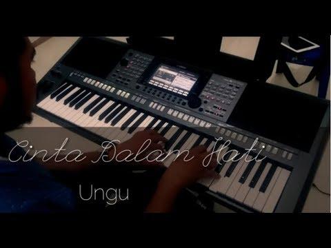 Cinta Dalam Hati - Ungu (Piano Cover by Andre Panggabean)