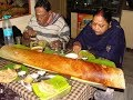 Biggest Indian Dosa making 2018