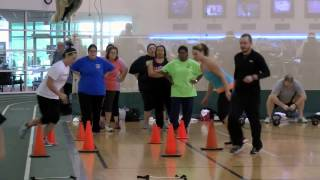 Biggest Loser Boot Camp Challenge