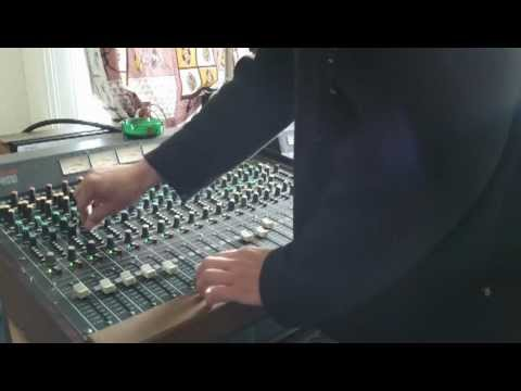 New Tascam mixing desk (M-312B) - Bake me a Riddim - Breadwinners
