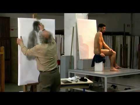 Antonio Agudo y los procesos del dibujo I