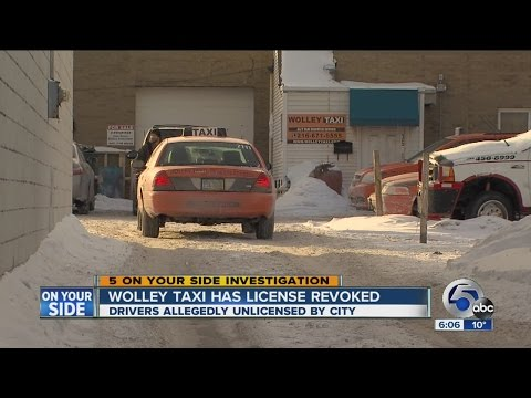 6PM: Cleveland revokes cab company license in midst of 5 On Your Side investigation