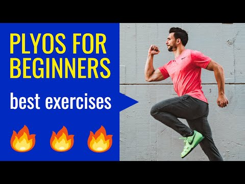Plyometrics Exercises for Beginners Build Speed & Power Fast