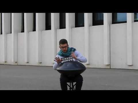 Sébastien Littlestone - 60 Seconds Handpan Challenge 2019