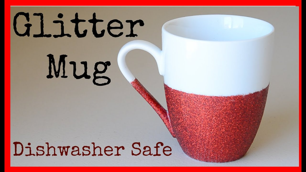 Diy how to make a glitter mug dishwasher safe ali coultas diy how to make a glitter mug dishwasher safe ali coultas youtube solutioingenieria Image collections