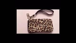 Video Share (Wristlet and Phone Bag)
