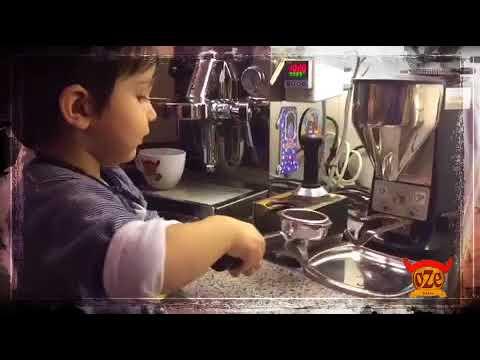 OZE Kahve Çocuk İşi...