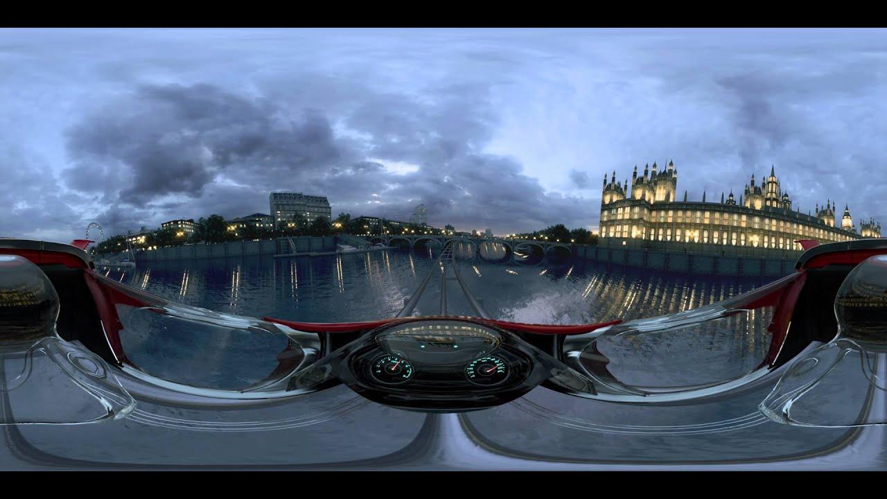 [360° VR] LG G5 Rollercoaster