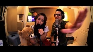 """Baby I Love You x Regular Friends"" - Jason Chen x Kimberley Chen Mashup"
