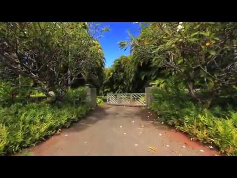 Nalu Kai at Kilauea Bay - 30 Acre Luxury Oceanfront Estate -