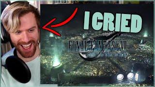 Final Fantasy 7 Remake Opening Reaction | MissildineOnline