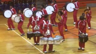 National High Stepping Band Battle