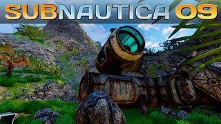 Subnautica #009 | Ausgesetzt in der Wildnis | Gameplay German Deutsch thumbnail