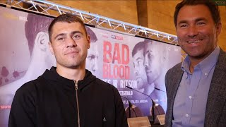 Eddie Hearn tells Dave Allen LIVE: You'll be on REAL SKY SPORTS