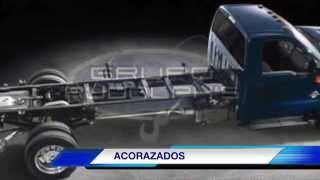 ALARGADOS Y ACORAZADOS DE CHASIS