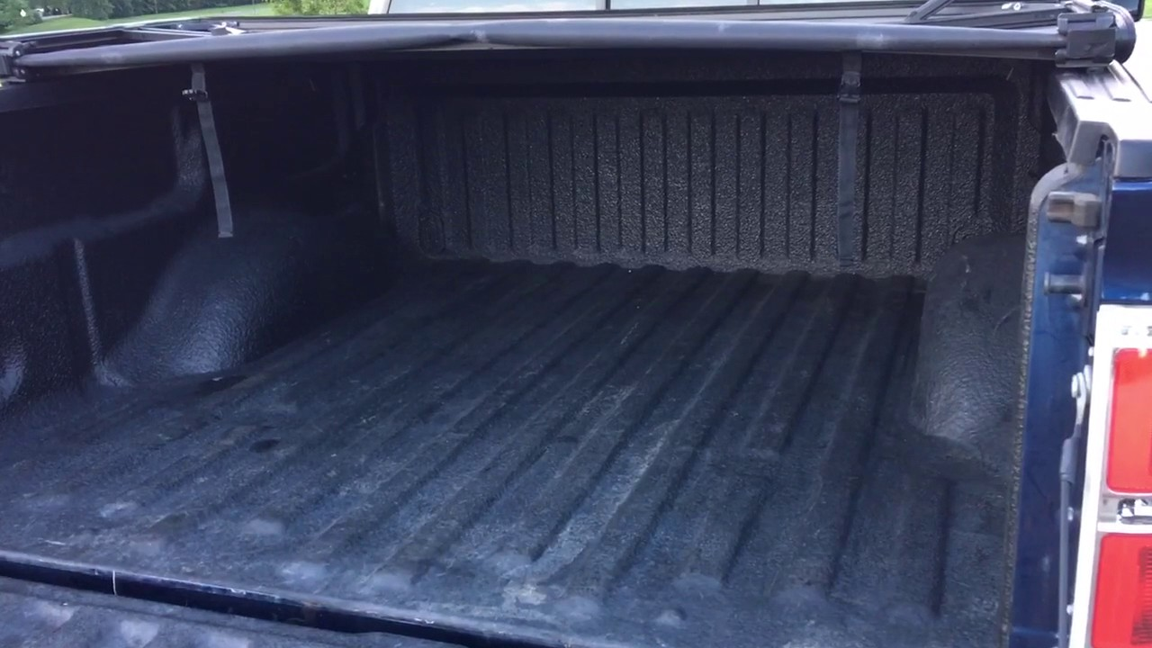 Plastic Bed Liner >> F150 Spray In Bedliner Vs Plastic Drop In Bedliner