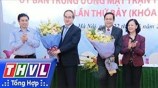 THVL | Đồng chí Trần Thanh Mẫn giữ chức Chủ tịch UBTW MTTQ Việt Nam khóa VIII
