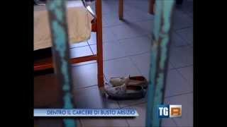 TG3 Lombardia- Lara Comi in visita al carcere di Busto Arsizio (VA)