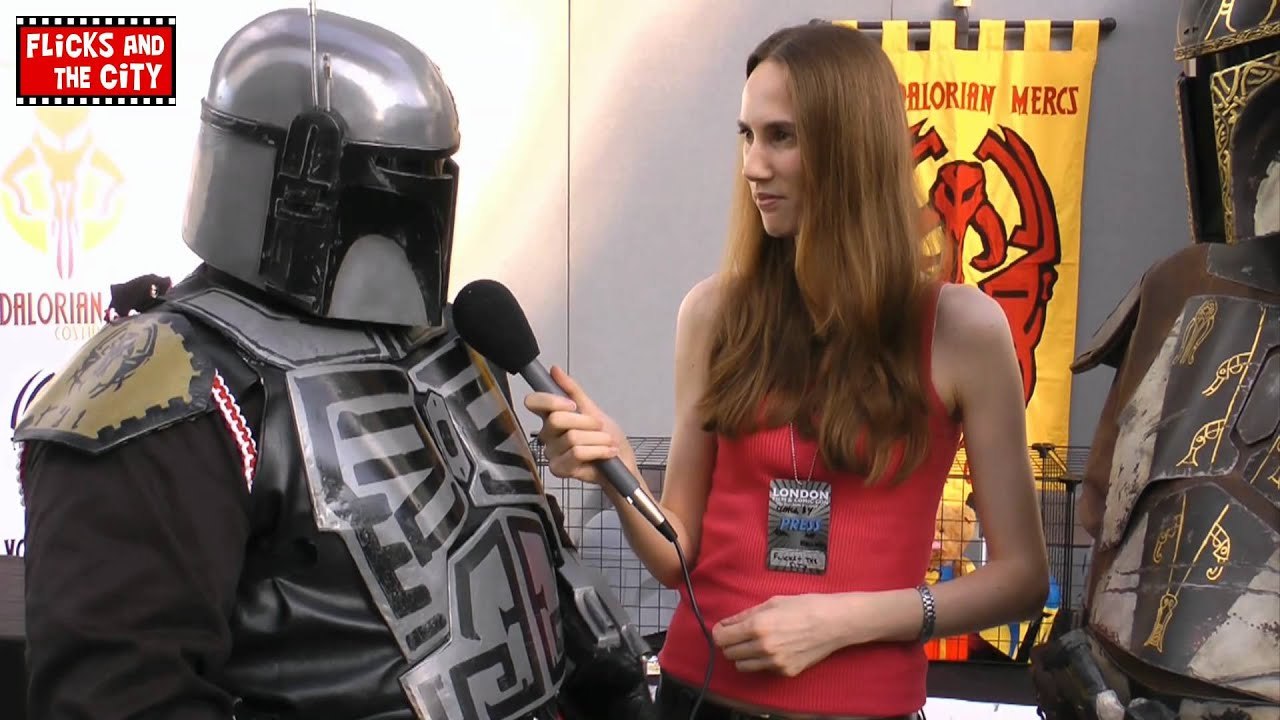 Star Wars Mandalorian Mercs Cosplay Interview Youtube