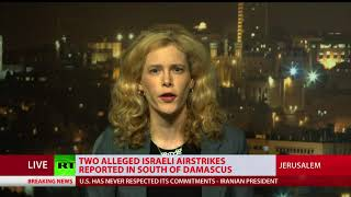 Israel strikes Syrian army positions, no casualties - State media