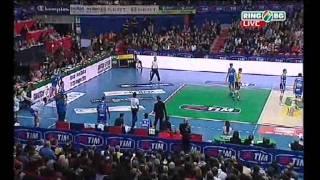 Trento - Cuneo 2010 Italian Cup final