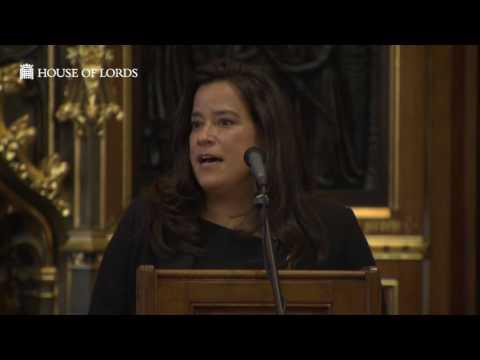 Lord Speaker | Canada 150
