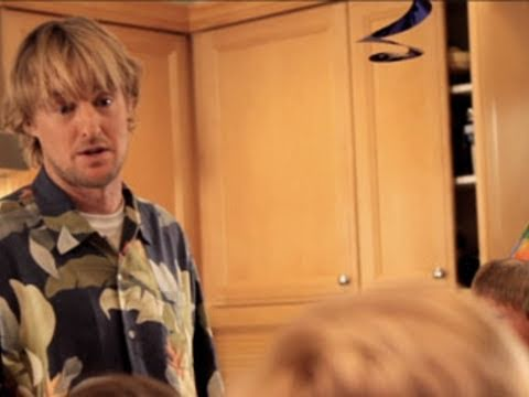Owen Wilson Talks Pie
