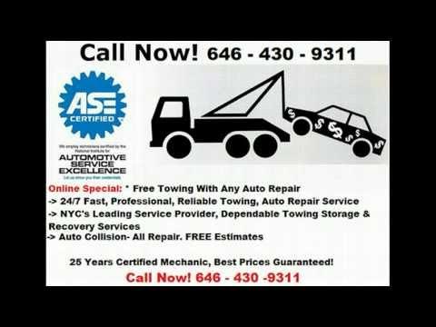 New York Car Repair- Car Repair in New York -646-430-9311
