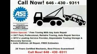New York Car Repair- Car Repair in New York -646-430-9311