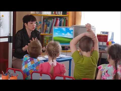 Занятие по развитию речи   в подготовительной к школе группе   «Весенняя капель»