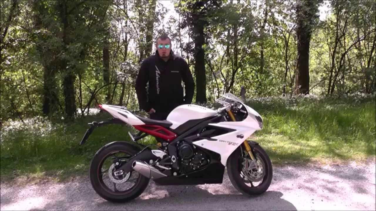Recensione Triumph Daytona R Da Hdmotoriit Youtube