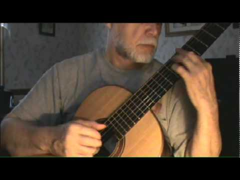 Music of the Night - Fingerstyle Guitar