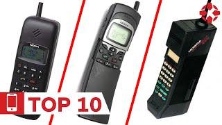 A 10 legemlékezetesebb Nokia mobil