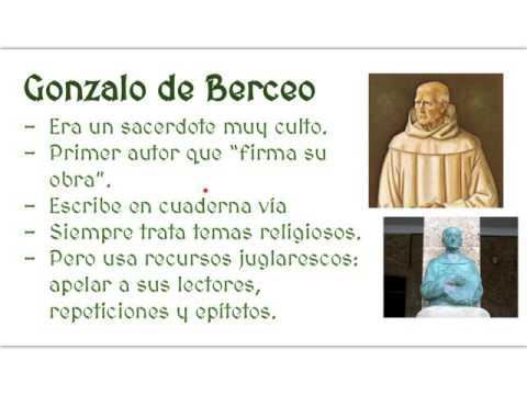 Gonzalo de berceo youtube for Sala gonzalo de berceo