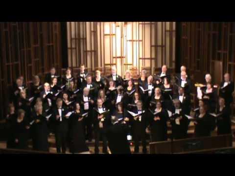 Zigeunerlieder 10. Mond verhuelt - Philharmonic Chorus of Madison - Spring 2013