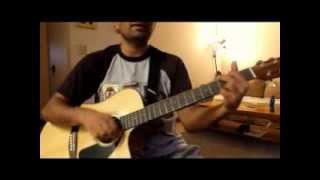 ye sham mastani guitar cover