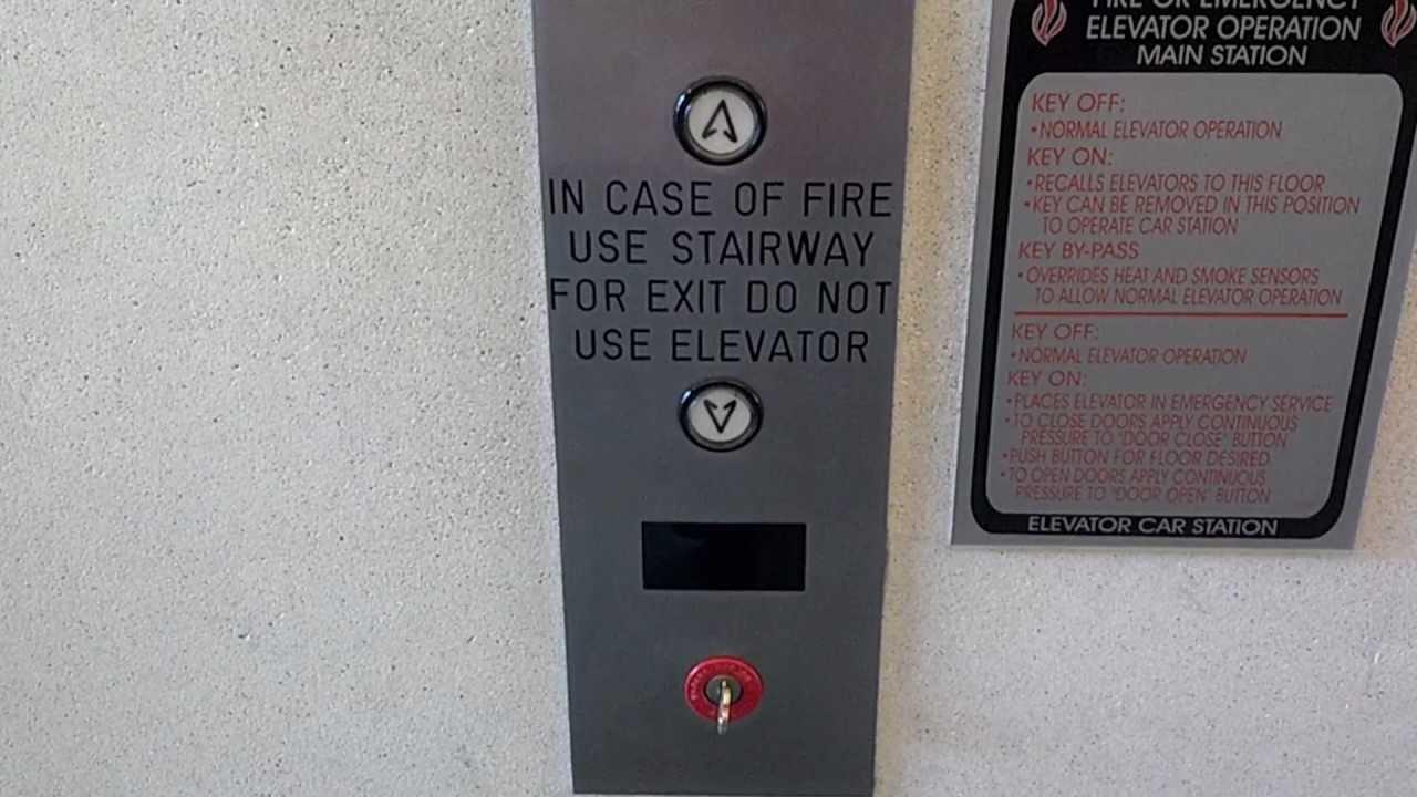medium resolution of fire sevice with elevator recall demo