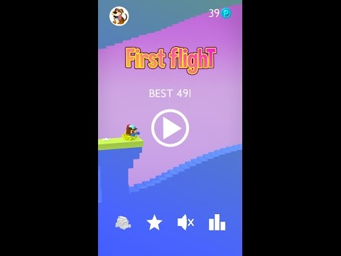 First Flight: Fly the Nest (PlayMotive) - Exclusive iOS / Mac HD Gameplay Trailer