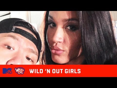 Wild 'N Out | Timothy DeLaGhetto Interviews Rosa Acosta | #WNOGirls