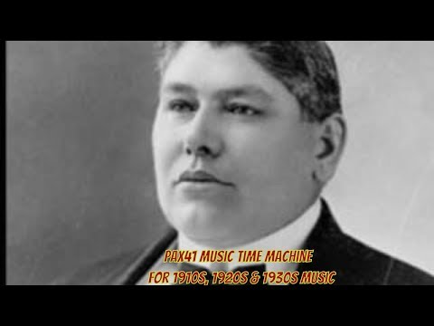 1900s  1905 Music  Richard Jose  I Can Not Sing The Old Songs @Pax41