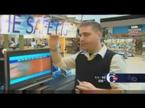 The Safe Cig Founder Jon Deak Rare ABC Interview from 2008