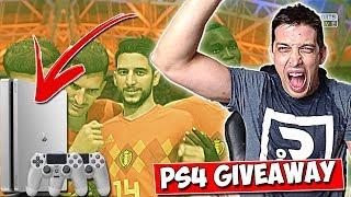 ФИФА С НАКАЗАНИЯ + PS4 SILVER GIVEAWAY!