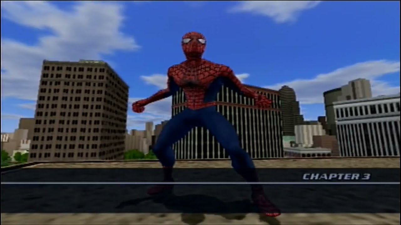 Spider Man 2 Ps2 Full Playthrough Youtube