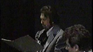 "Tomasz Zagórski - La Boheme - Rodolfo and Marcello duet- "" Oh Mimi, tu piu non torni "" , live 1993."