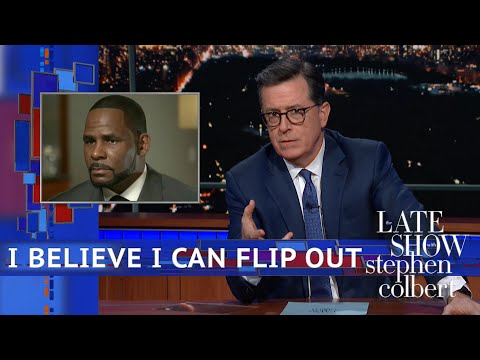 Did R. Kelly's Interview Look Familiar?