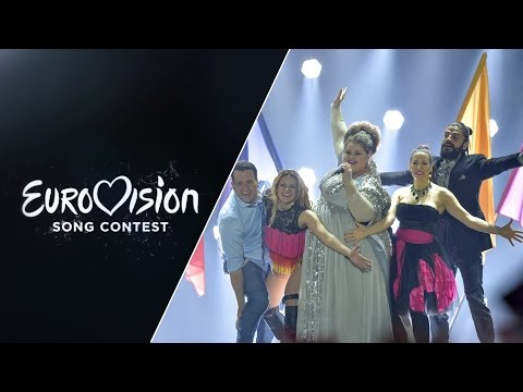 Bojana Stamenov - Beauty Never Lies (Serbia) - LIVE at Eurovision 2015: Semi-Final 1