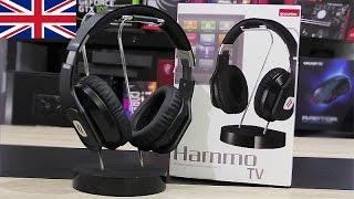 Noontec Hammo TV Wireless Headphones Review