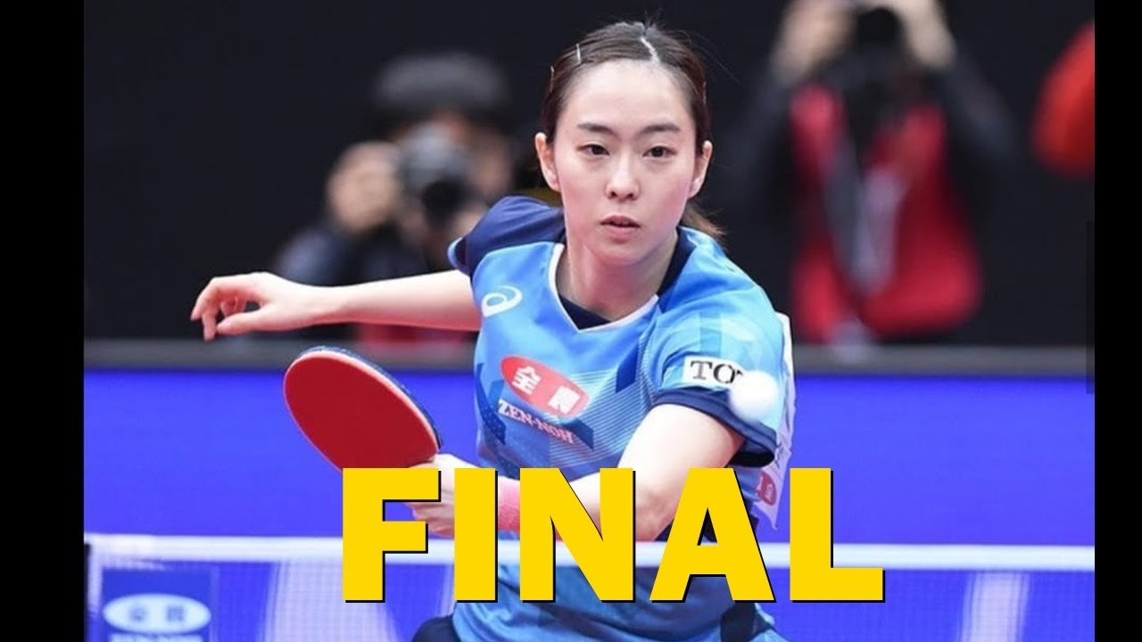 Download The Final Match Women's Singles All Japan 2021| Kasumi Ishikawa vs Mima Ito