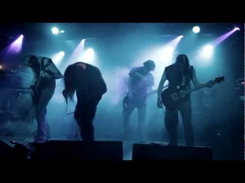 Faal - My Body Glows Red [HD] Live @ Dutch Doom Days XI, 2012/10/21